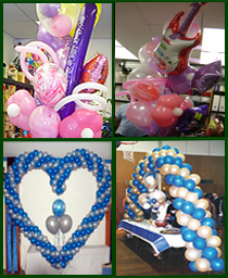 Balloon Product Samples